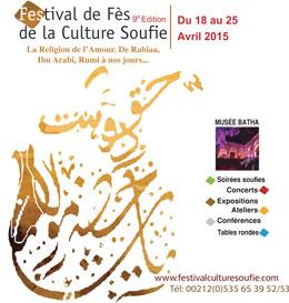 Festival Soufie 2015