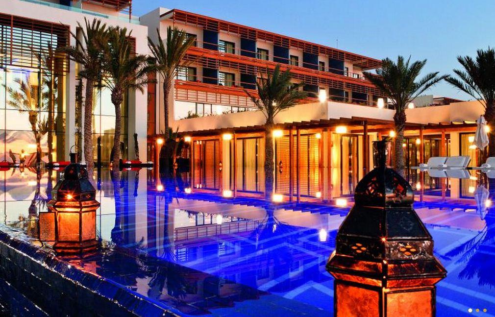 Hôtel et Tourisme Maroc