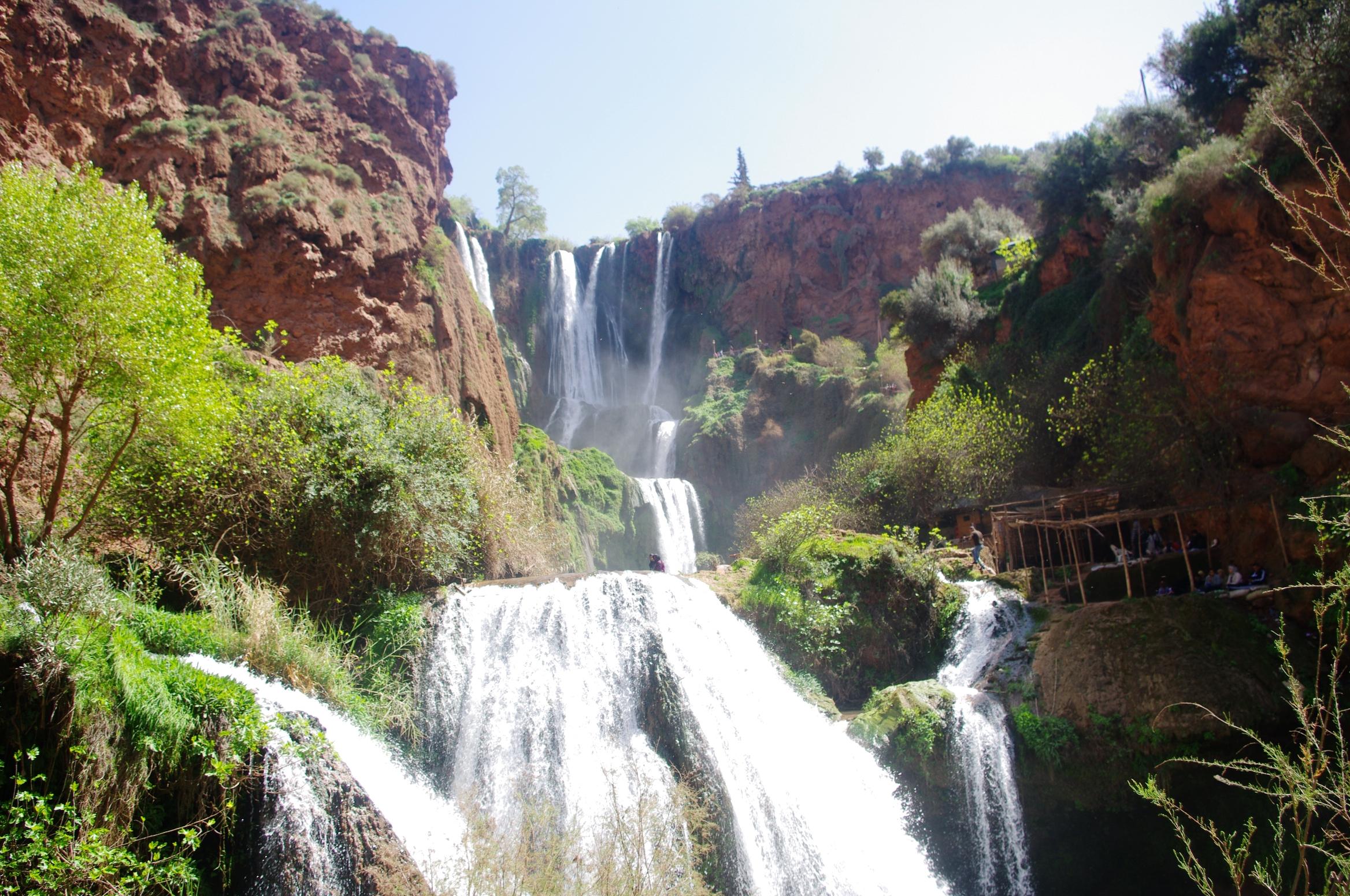 Azilal Ouzoud Maroc